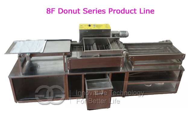 Capacity Commercial Donut Machine