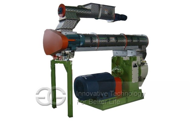 <b>Wood Pellet Machine</b>