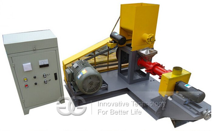 <b>Fish Food Making Machine</b>