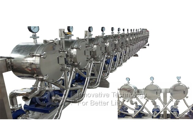 Big Capacity Corn Starch Production Line 1t/hour