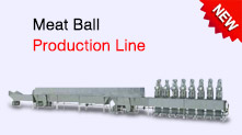 Meat Ball Production Line
