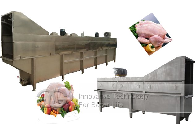 700pcs/h Automatic Poultry Slaughtering Production Line