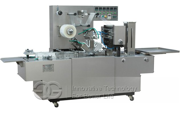 <b>Poker Cellophane Wrapping Machine|Soap Overwrapping Machine</b>