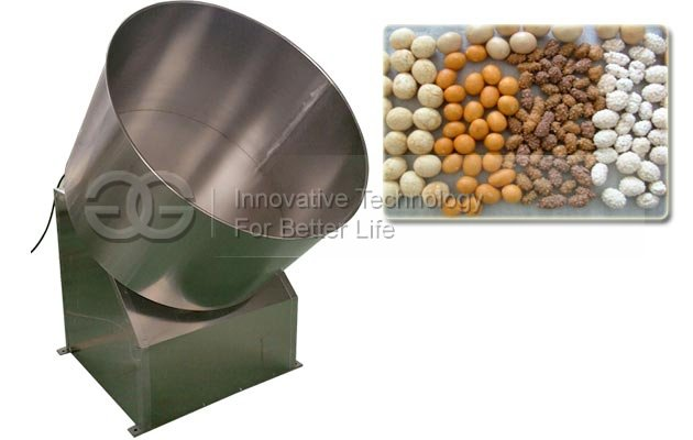 Automatic Peanut Coating Machine for Sale