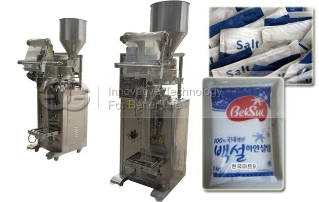 Automatic Salt Pouch Packing Machine for Sale|Salt Packaging Machine Supplier