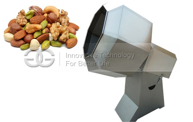 Broad Bean Seasoning Machine|Food Flavoring Machine For Sale
