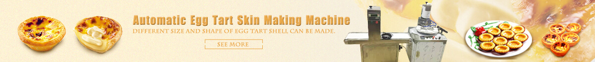 Automatic Egg Tart Shell Maker Machine