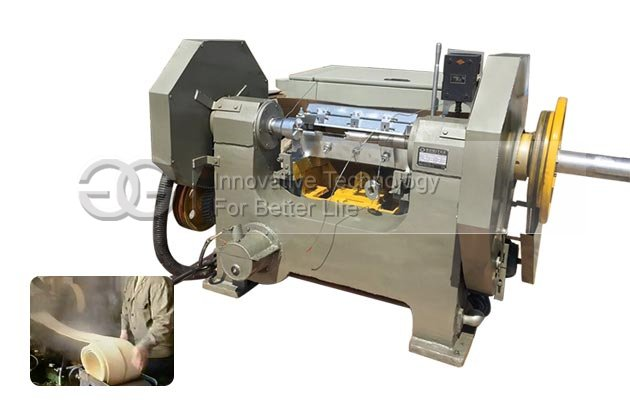 Wood Log Rotary Cutting Machine