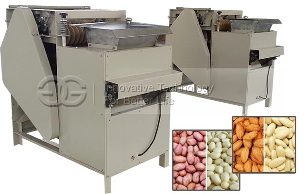 Wet type Red Coated Peanut Peeling Machine For Sale