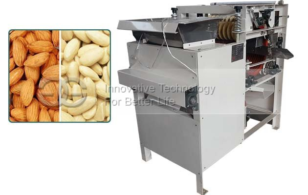 Factory Price Almond Skin Removing Machine