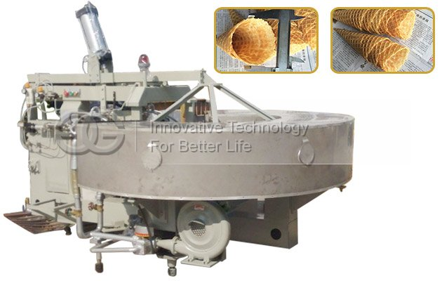 Industrial Sugar Cone Baking Machine