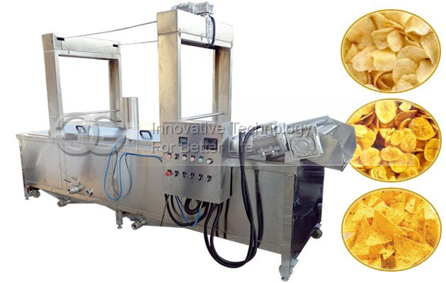 <strong>Commercial Electric Banana Chips Fryer|Frying Machine</strong>