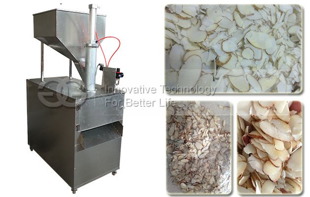 Commercial Almond Nuts Slicing Cutting Machine Price