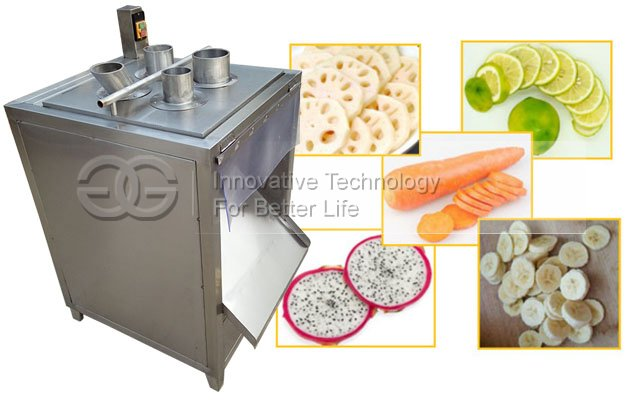 Banana Chips Slicer Machine|Plantain Slice Cutting Machine