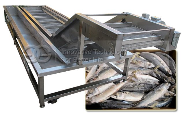 Sesafood Ice Glazing Machine for Fish