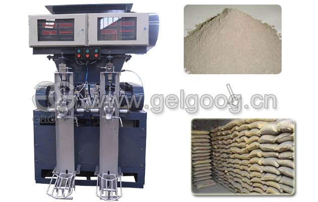 Double Spout Cement Packing Plant,Double Spout Cement Packagi