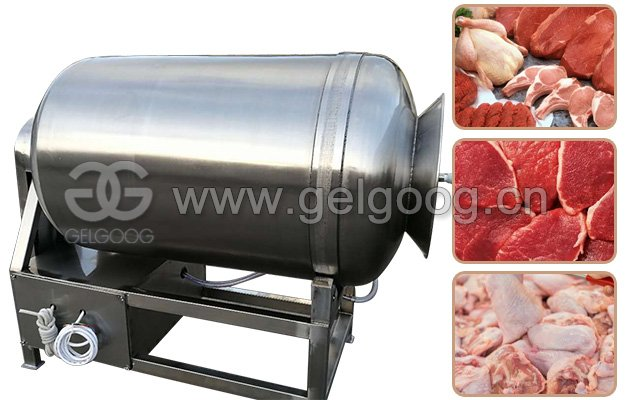 Commercial Vacuum Meat Tumbler Machine for Sale