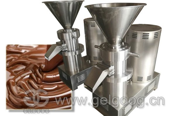 Industrial Cacao Bean Grinder Machine | Cocoa Grinding Mill GGJMS-180