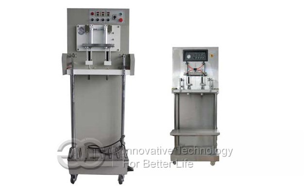 Vertical Type Food Vacuum Packaging Machine