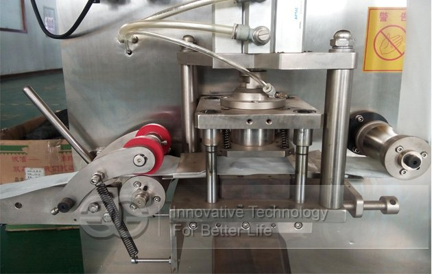 Tea Bag Packing Machine Details