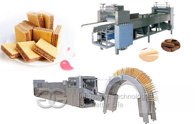 High Efficiency Electric Type Wafer Production line GG-15-1