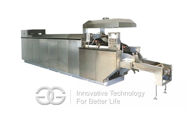 45 Mould Gas Heating Wafer Biscuit Production Line