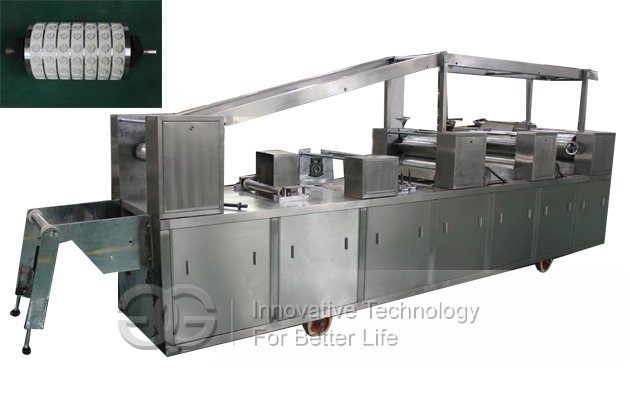 Fully Automatic Biscuit Product Line GG-600
