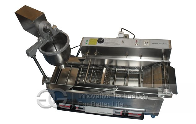 Electric Donut Frying Machine