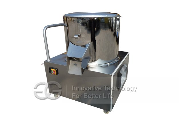 Big Capacity Potato Washing and Cutting Machine Commercial