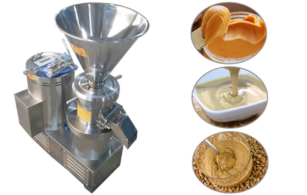 Peanut Butter Making Machine(Small-type)