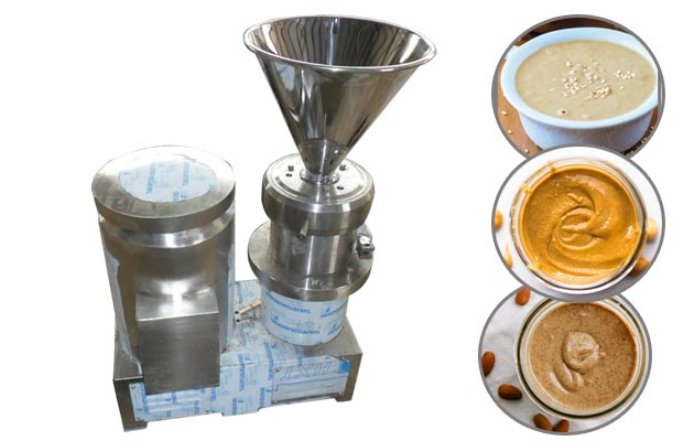 Commercial Peanut Butter Grinder Machine|Almond Butter Grinding Machine