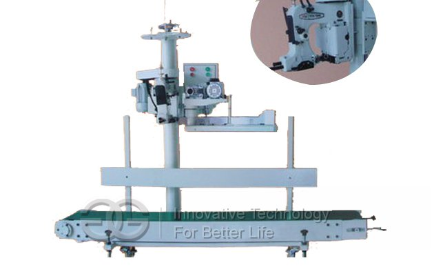 Automatic Bag Sewing Machine