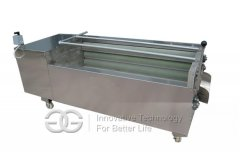 Fruit & Vegetable Washing & Peeling Machine