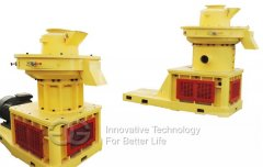 <b>Professional Flat-Die Wood Pellet Mill </b>