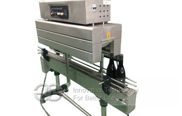 Label Shrinking Machine For Bottle
