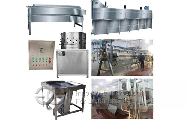 Automatic Poultry Slaughtering Production Line
