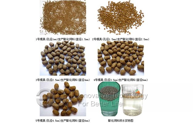 Fish Feed Pelleting Machine