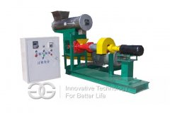 <b>Floating Fish Feed Extruder Machine in India</b>