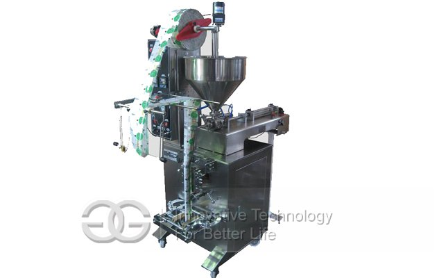 GG-688/JAutomatic Sauce Packing Machine,Sauce Packaging Machine,Paste Packing Machine Sauce Packer