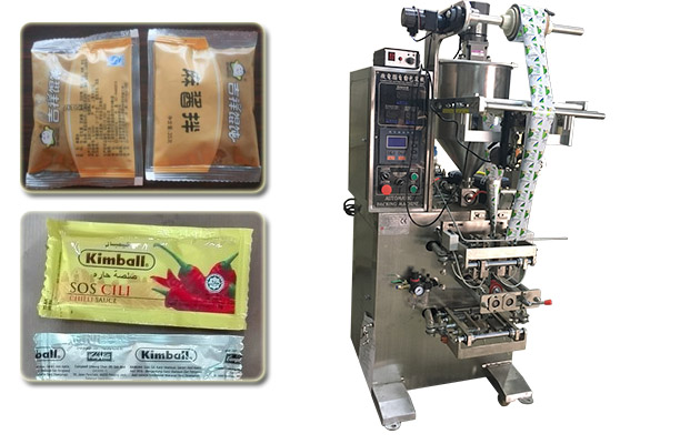Instant Noodle Sauce Packing Machine|Tomato Paste Packaging Machine
