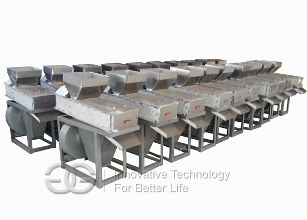 Dry Type Red Coated Peanut Peeling Machine on Sale