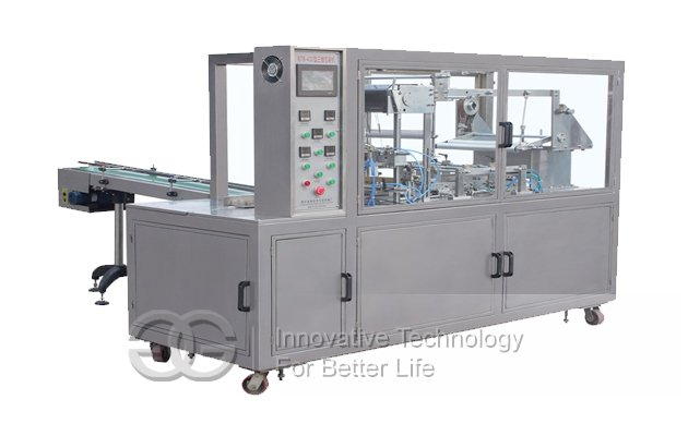 Medicine Box Cellophane Wrapping Machine
