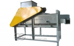 Small Type Almond/Peach Pit Hulling Machine