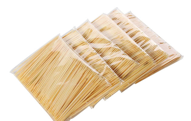 Bamboo Toothpick Processing Line China