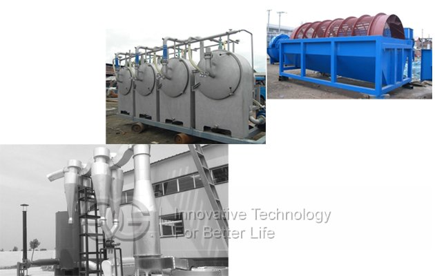 Fully Automatic Potato Starch Product Line