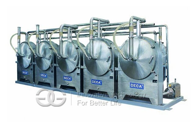 2000kg/h Sweet Potato Starch Processing Line Factory Supply