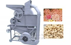 Hot sale Automatic Industrial High quality Price Peanut Shelling Machine(Model:Grey)