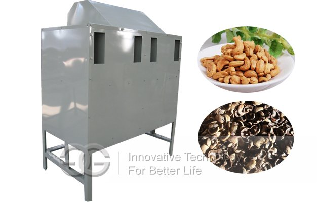 Advanced Cashew Shelling Processing Machine With CE Certificate