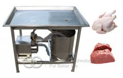 Manual Model Pork Marinade Injecting Machine