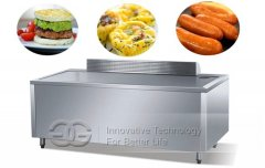 <b>Teppanyaki Griddle Stainless Steel</b>